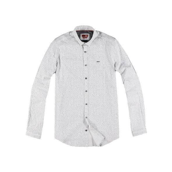 Langarmhemd mit Comfort-Stretch