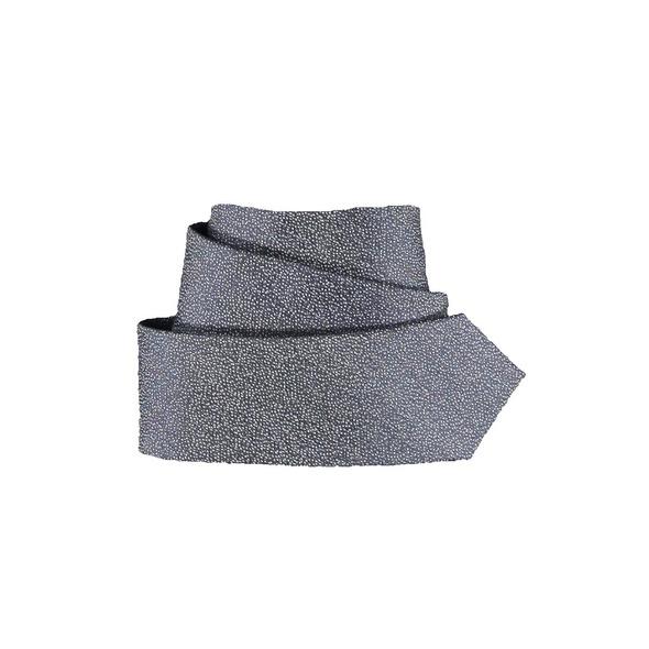 Modische Krawatte mit schlichtem Design