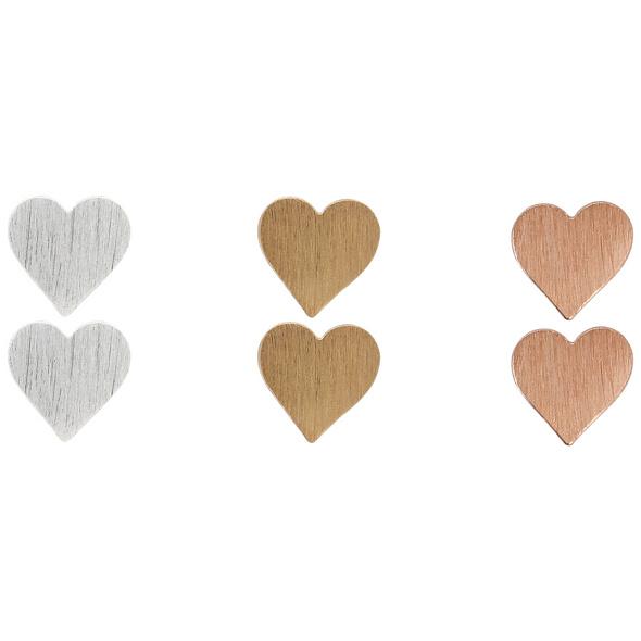 Ohrstecker - Cute Hearts