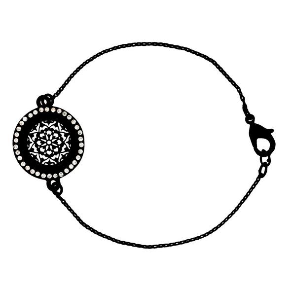 Armband - Black Ornament