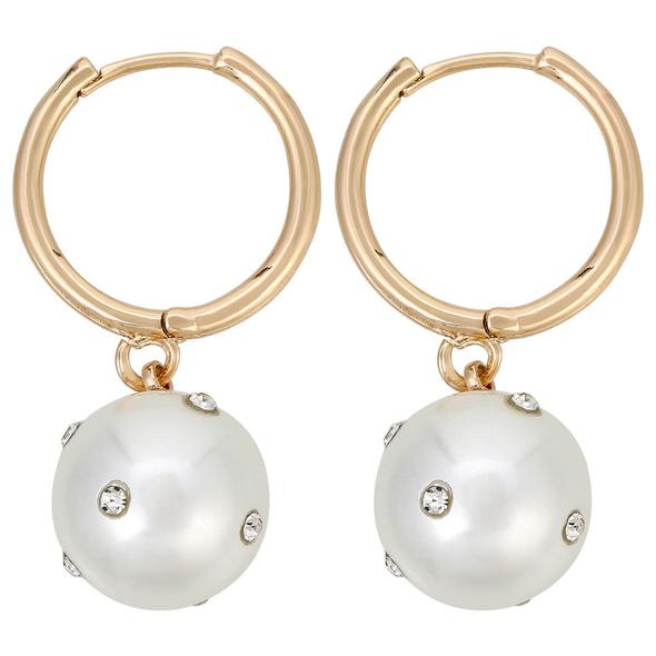 Creolen - Planed Pearls