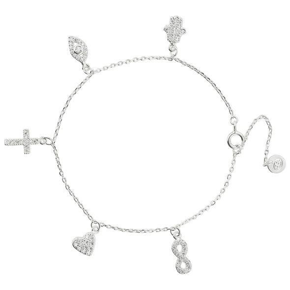 Armband - Sparkling Symbols