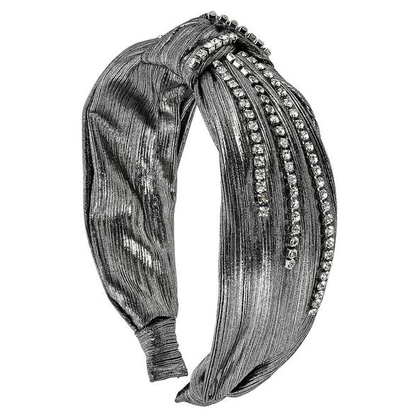 Haarreif - Metallic Glamour