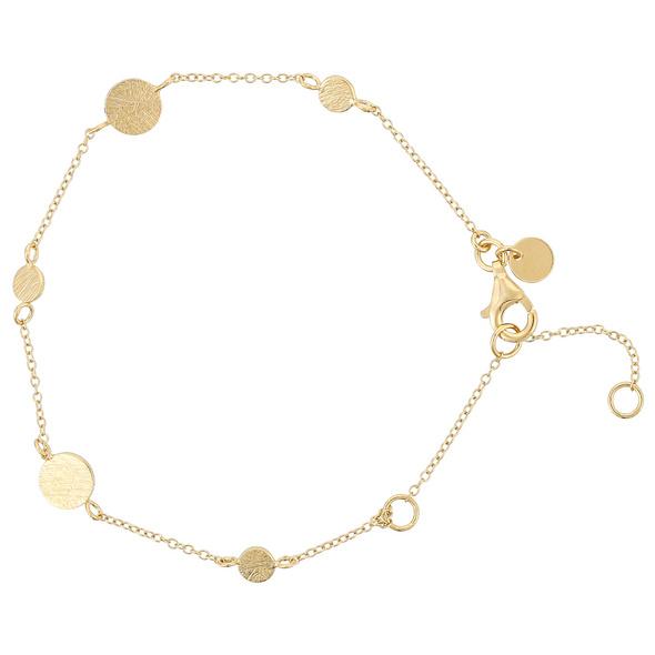 Armband - Gold Plate