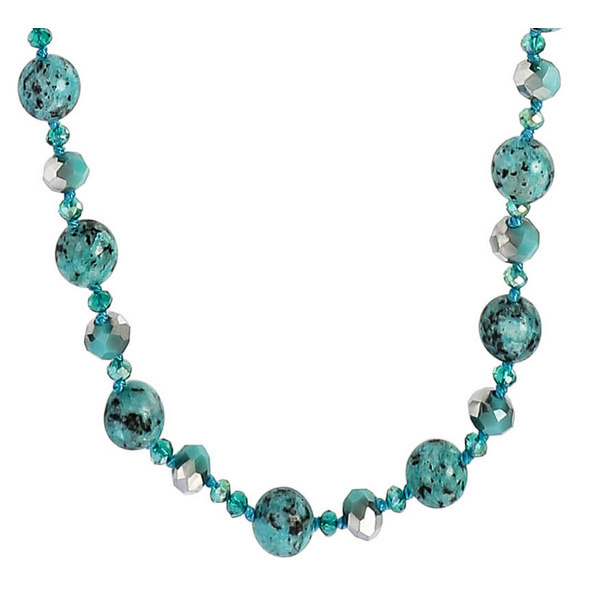 Kette - Sparkling Turquoise