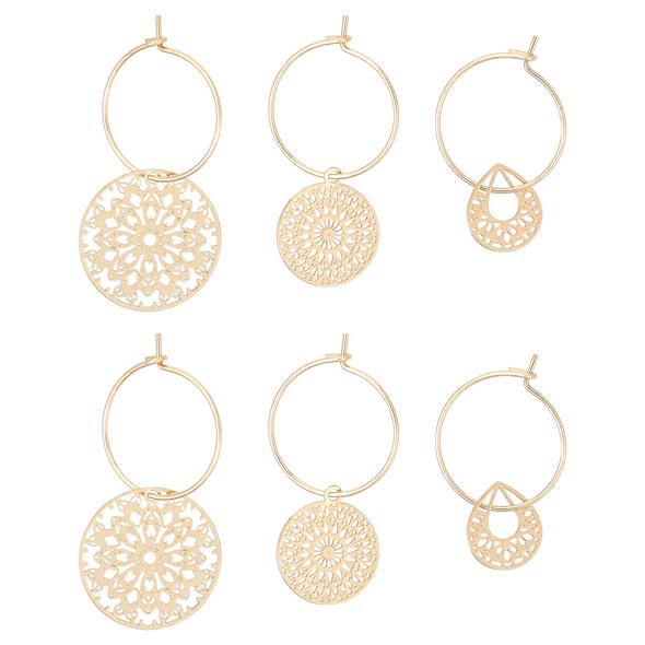 Ohr-Set - Ornament Style
