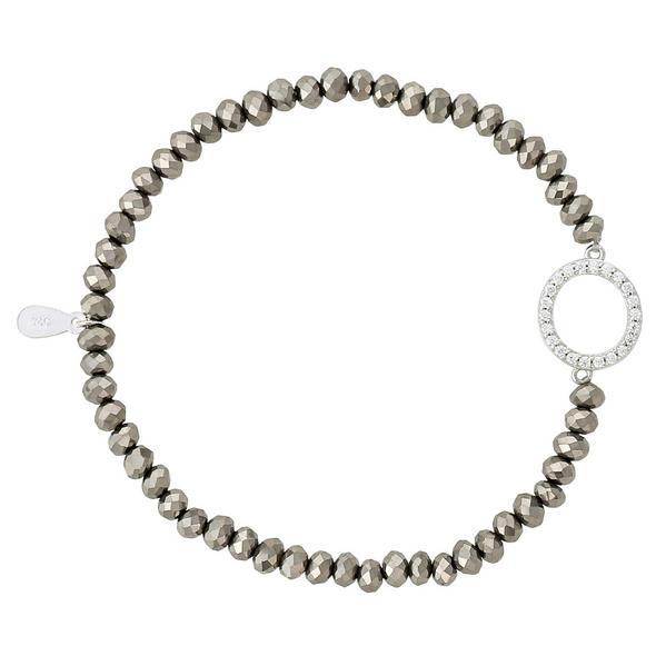 Armband - Grey Elegance