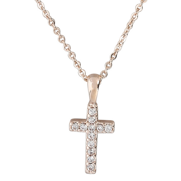 Kette - Shiny Cross No.2