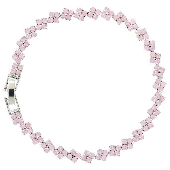 Armband - Flowery Pink