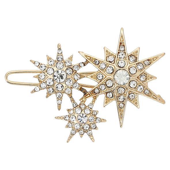 Haarspange - Golden Stars