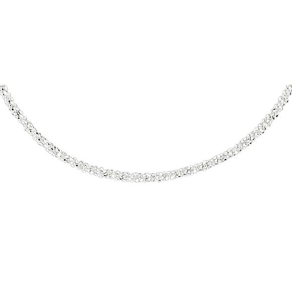 Kette - Brilliant Silver