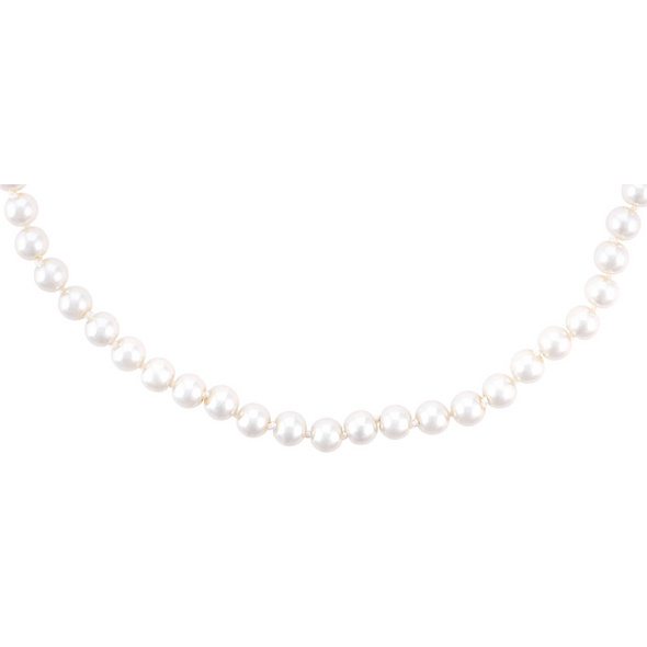 Kette - Simple Pearls