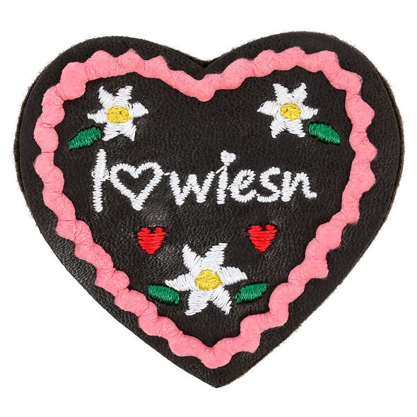 Brosche - I love wiesn