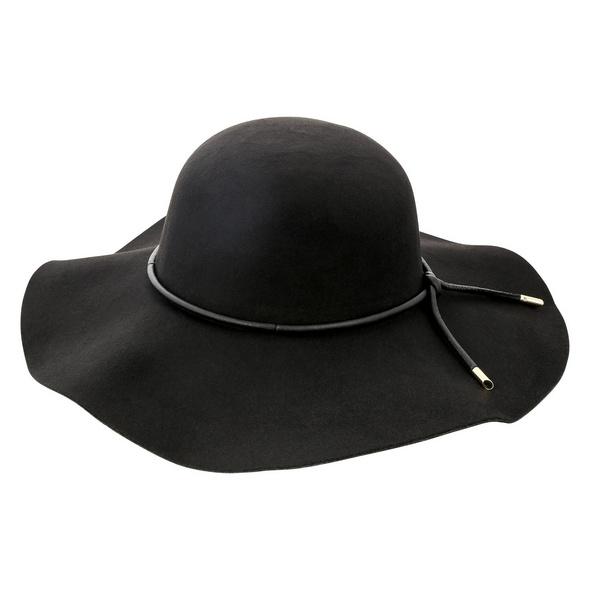Hut - Leather Details