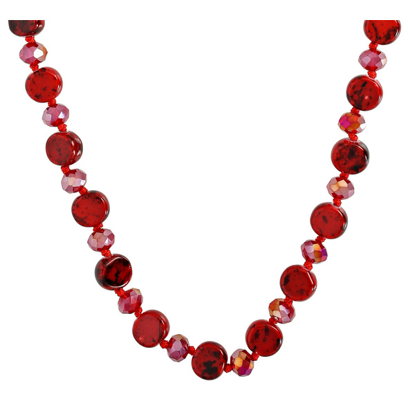 Kette - Funky Red