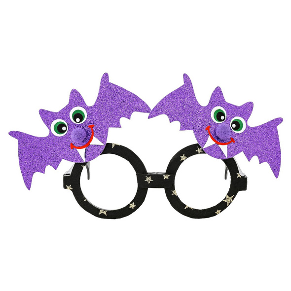 Kinder Brille - Purple Bats