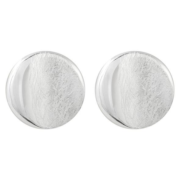 Ohrstecker - Silver Surface