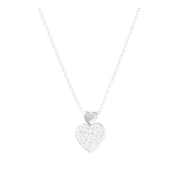 Kette - Sparkling Love Heart