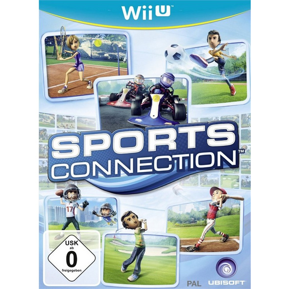 Ubisoft Sports Connection