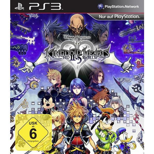 SquareEnix Kingdom Hearts HD 2.5 ReMIX