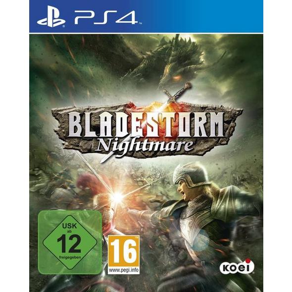 Tecmo Bladestorm Nightmare