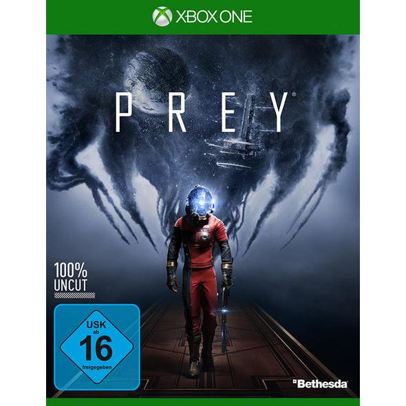 Prey (Day-One-Edition) (100% UNCUT)