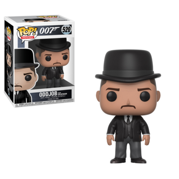 James Bond - POP! Vinyl-Figur Oddjob