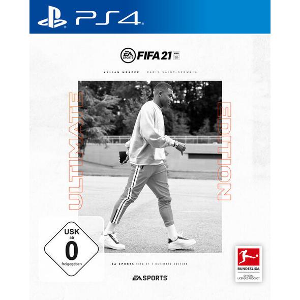 FIFA 21 Ultimate Edition - (inkl. kostenlosem Upgrade auf PS5)