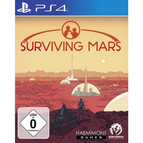 Paradox Interactive Surviving Mars