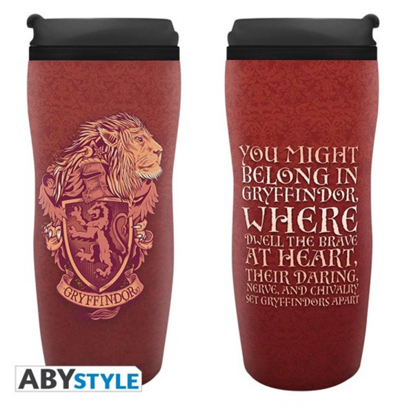 Harry Potter - Reisebecher Gryffindor