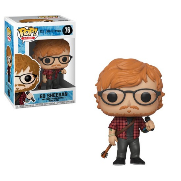 Ed Sheeran - POP! Vinyl-Figur