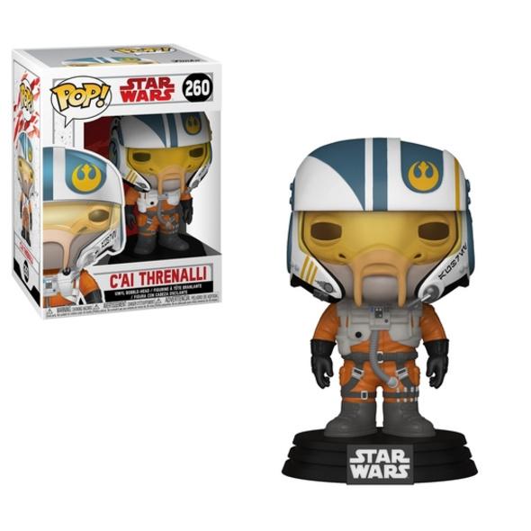 Star Wars - POP! Vinyl-Figur C'ai Threnalli