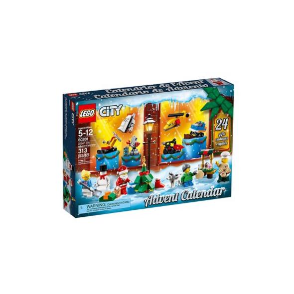 LEGO® City Adventskalender - 60201