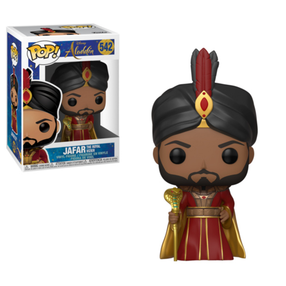Aladdin - POP!-Vinyl Figur Jafar der königliche Wesir