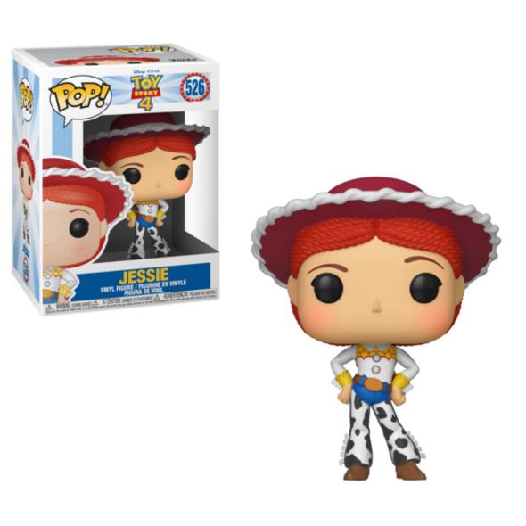 Toy Story - POP!-Vinyl Figur Jessie