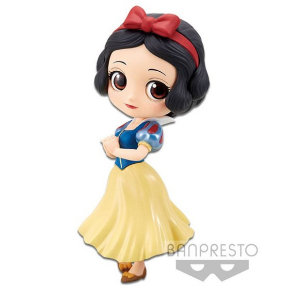 Disney - Figur Q Posket Schneewittchen