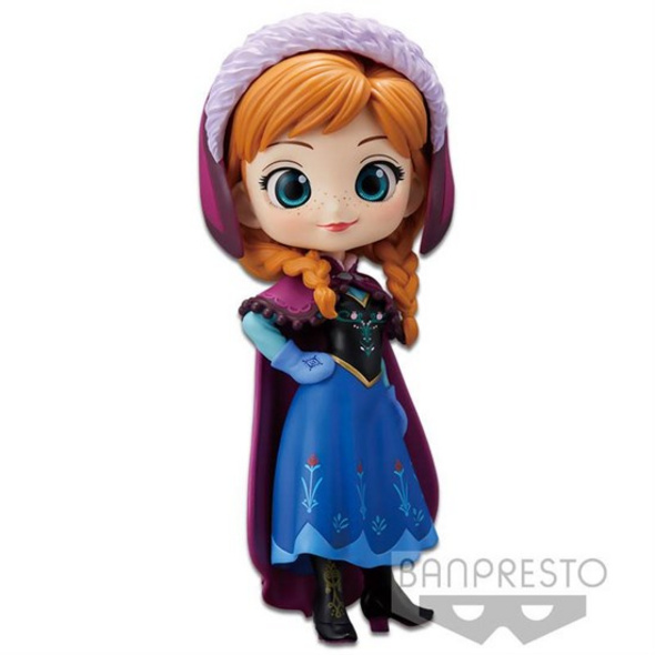 Disney - Figur Q Posket Anna