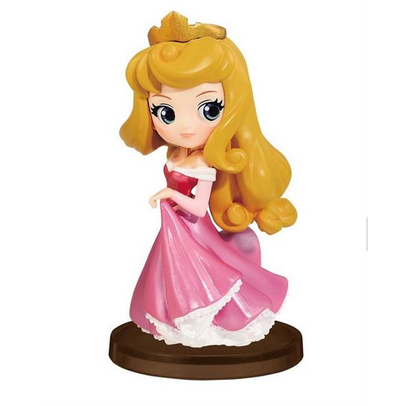 Disney - Figur Q Posket Aurora Petit