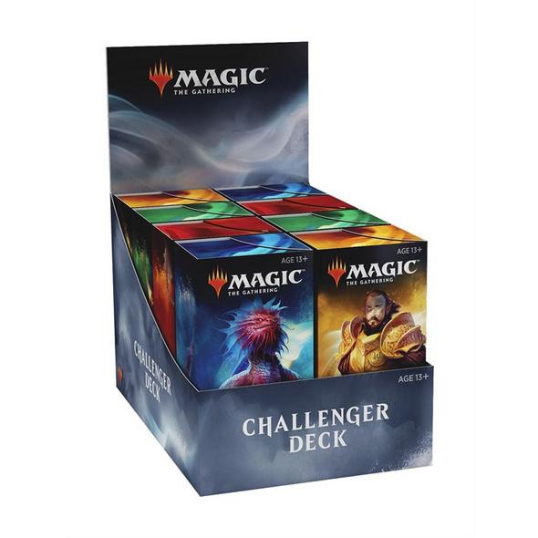 Magic the Gathering: Challenger Deck 2019 - Englisch (Zufällige Auswahl)