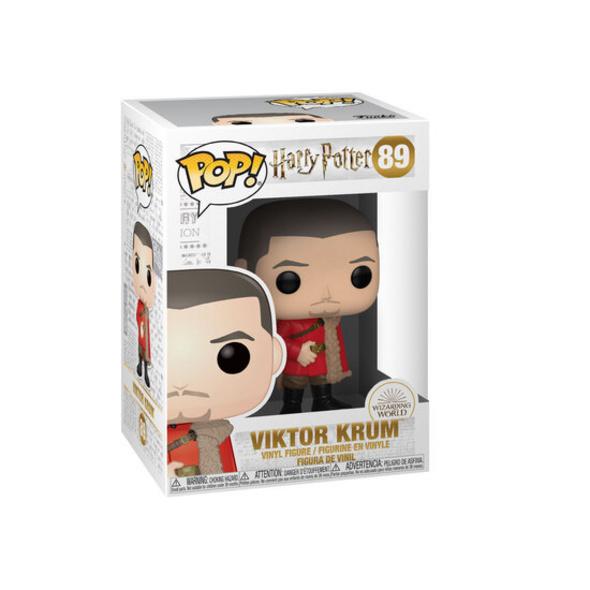 Harry Potter - POP!-Vinyl Figur Viktor Krum