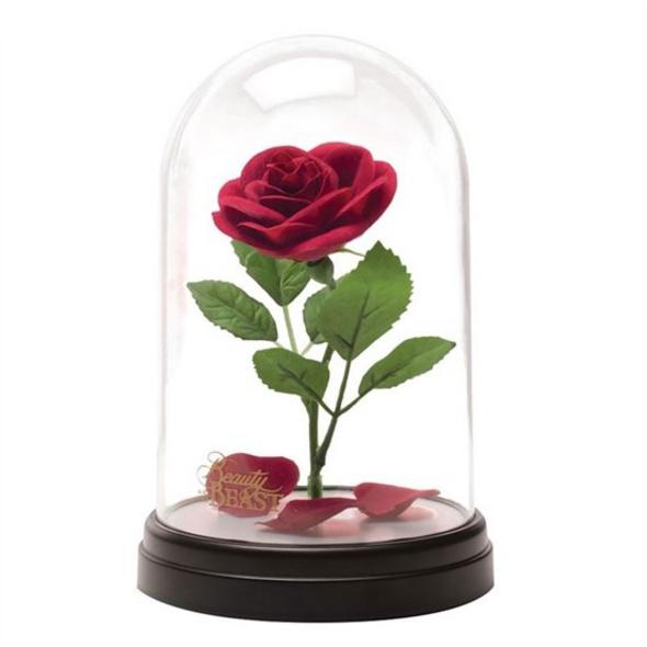 Die Schöne und das Biest - Leuchte Rose