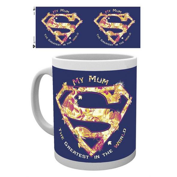 Superman - Tasse Supermum