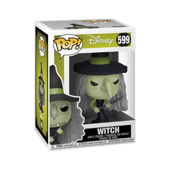 Nightmare Before Christmas - POP!-Vinyl Figur Hexe