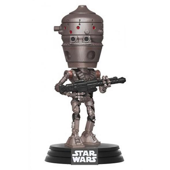 Star Wars: The Mandalorian - POP!-Vinyl Figur IG-11