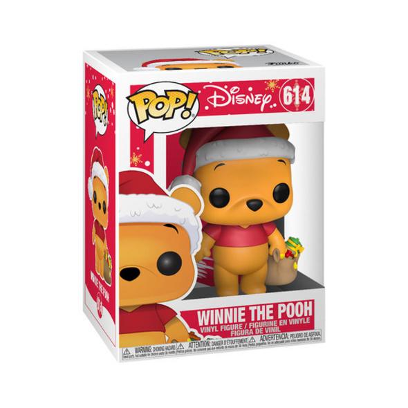 Disney Winnie Puh - POP!- Vinyl Figur Feiertags Winnie Puh