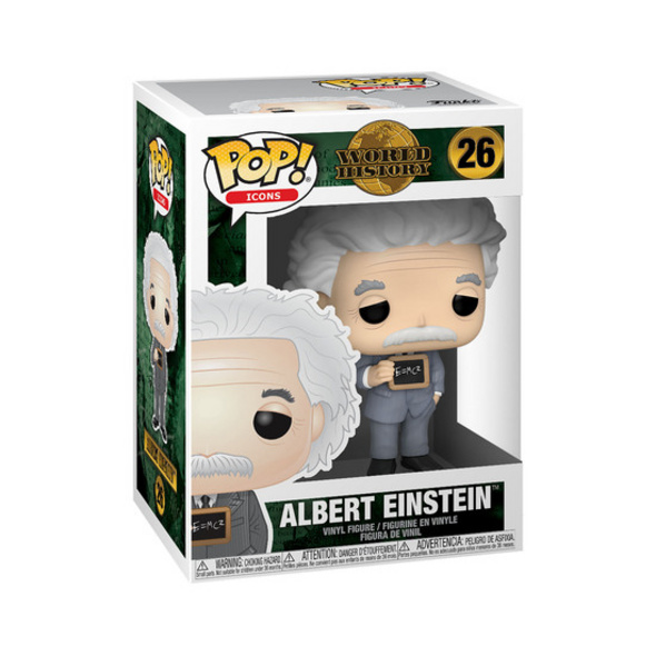 Albert Einstein - POP!-Vinyl Figur