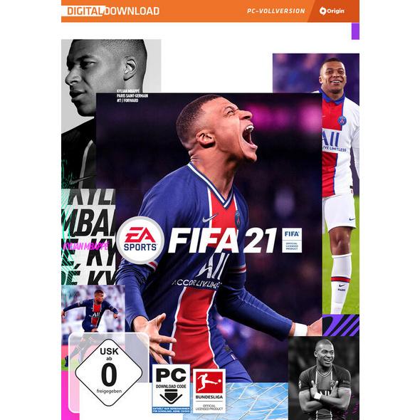 FIFA 21 (Code in a Box)