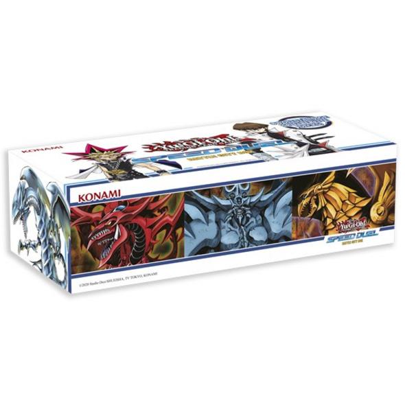 Yu-Gi-Oh! Tradingcard Game - Speed Duel Box