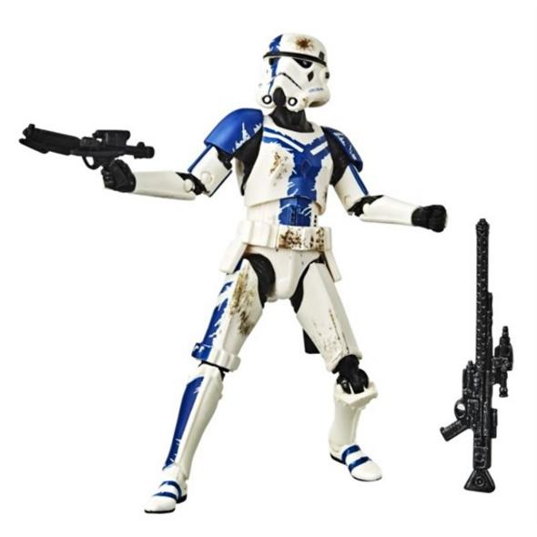 Star Wars - Figur Sturmtruppen Kommandant