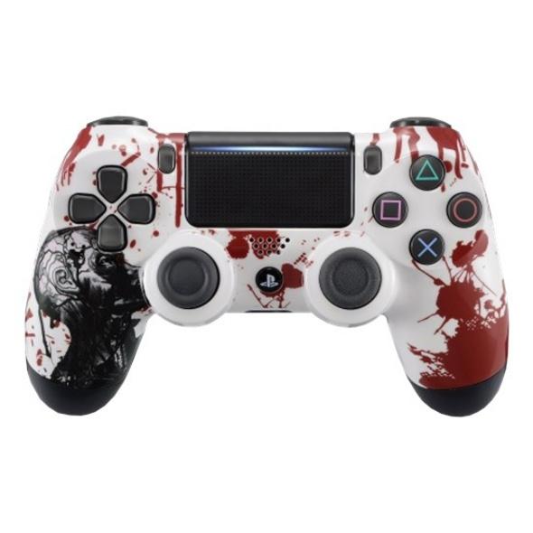PS4 Dualshock Rebuilt Controller Undead (Glossy)